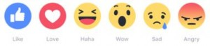 Facebook New Emojis